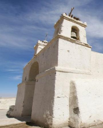 SAN PEDRO DE ATACAMA Y ALTO EL LOA